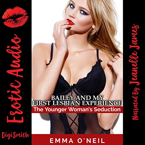 Bailey and My First Lesbian Experience audiobook cover art