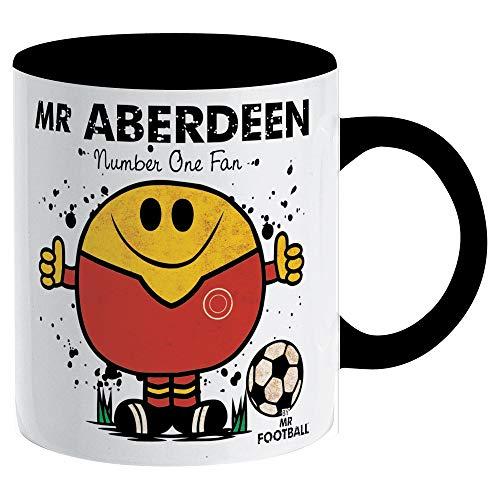 Aberdeen mug - football fan gift present