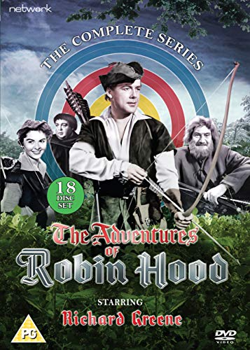 The Adventures of Robin Hood: The Complete Series [DVD]
