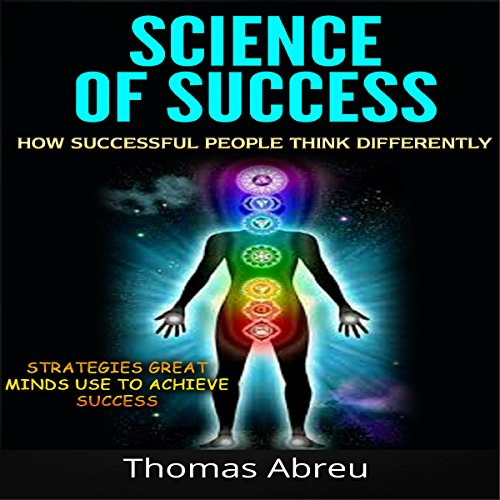 Science of Success audiobook cover art