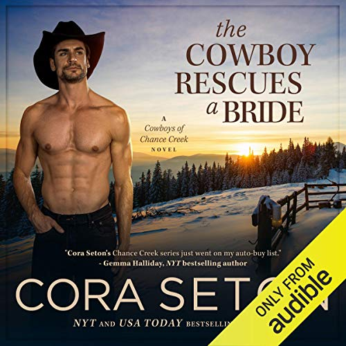The Cowboy Rescues a Bride Titelbild