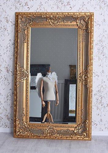 Spiegel XXL Barockspiegel Goldspiegel Barock Wandspiegel sax007 Palazzo Exklusiv