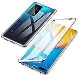 Hülle für Huawei P40 Pro+ (6,58 Zoll), Jonwelsy