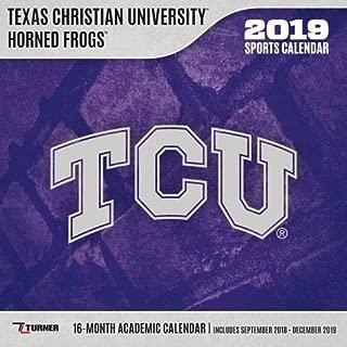 tcu calendar 2019