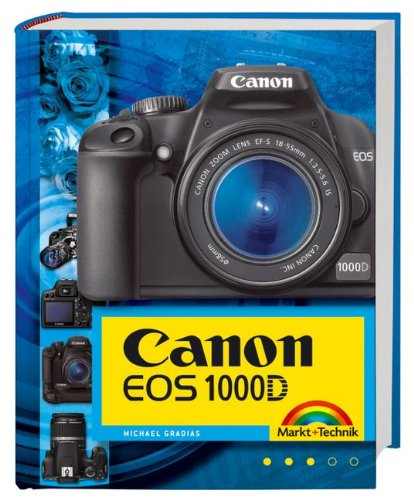 Canon EOS 1000D (Kamerahandbücher)