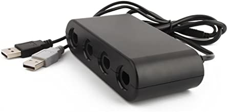 Gamecube Controller Adapter for Wii U/PC/SWITCH Console