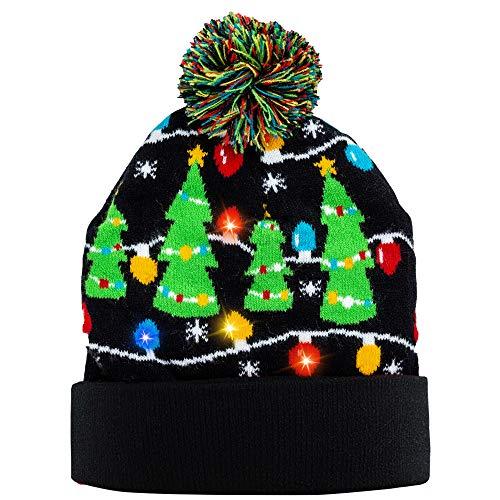 Light-Up Christmas Hat