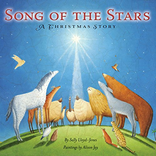 Song of the Stars audiobook cover art