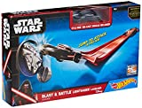 Hot Wheels Star Wars Character Car Launcher Bad Guy Exclusive, Multi Color