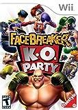 FaceBreaker K.O. Party - Nintendo Wii