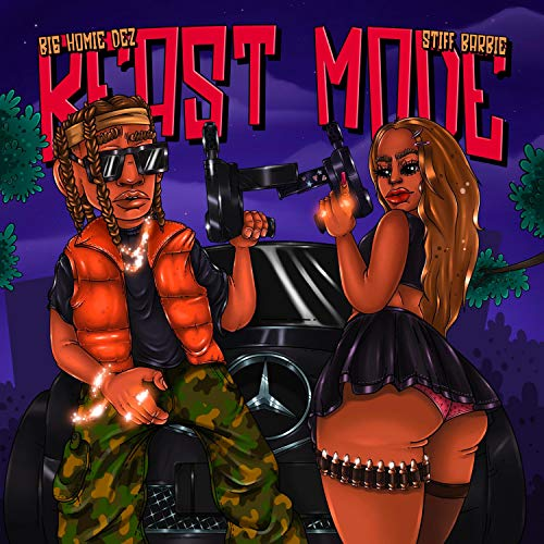 BEAST MODE (feat. $tiff Barbie) [Explicit]