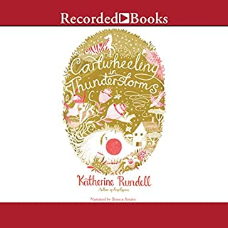 Cartwheeling in Thunderstorms audiobook cover art