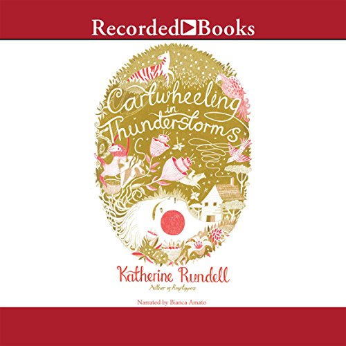 Cartwheeling in Thunderstorms audiobook cover art