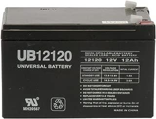 Universal Power Group 12V F2 12AH SLA Battery Replaces Razor Dirt Rocket SX500 Model # 15128101