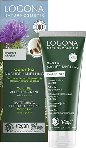 LOGONA Color Fix Lot de 2 cosmétiques naturels Vegan 100 ml