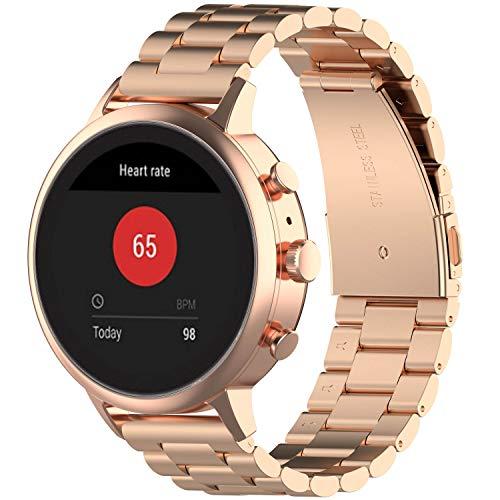 fossil smartwatch women bands 18mm