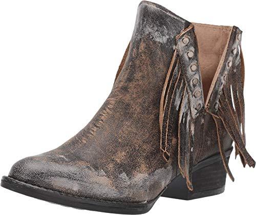 Corral Boots Q5089 Black 6 B (M)