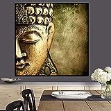 XuFan Gott Buddha Kunst Leinwanddrucke Gemälde Moderne