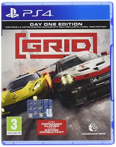Grid Day one edition Edition - PlayStation 4