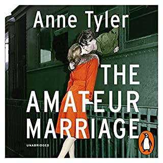 The Amateur Marriage cover art