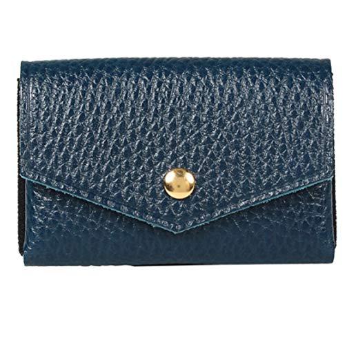 [コモノ]com-ono TINY SERIES 二つ折り 財布 TINY-001 BLUE
