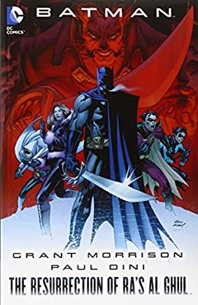 Batman: The Resurrection of Ras Al Ghul by Grant Morrison (2009-05-12)