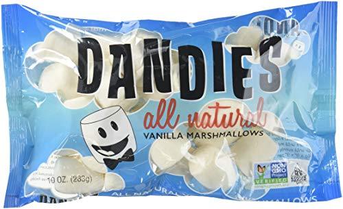 Vegan Marshmallows (Vanilla)