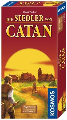 Kosmos 693510 - Die Siedler von Catan - Ergänzungsset für 5-6 Spieler