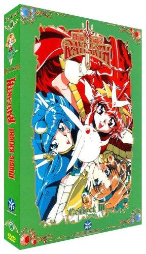 Magic Knight Rayearth Coffret 3-Edition Premium