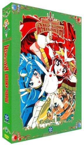 Magic Knight Rayearth Coffret 3-Edition Premium