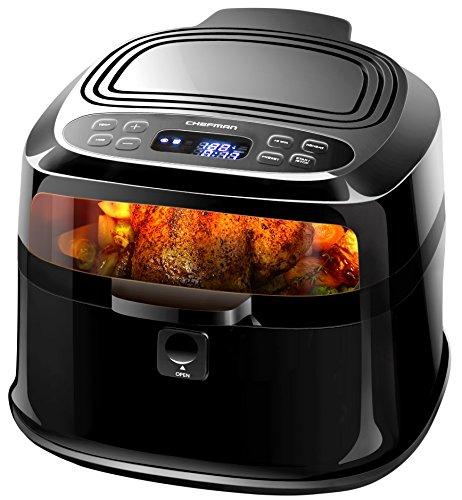 Chefman Air Fryer Reviews - Chefman 6.8 Quart Fryer
