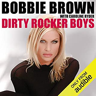 Dirty Rocker Boys audiobook cover art