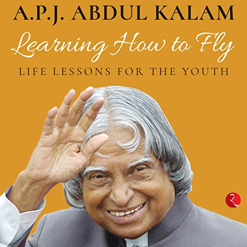 Learning How to Fly audiobook cover art