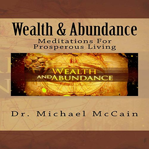 Wealth & Abundance audiobook cover art