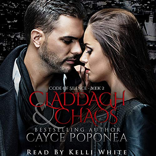 Claddagh and Chaos audiobook cover art