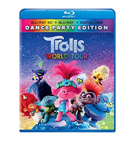 Trolls World Tour [Blu-ray 3D Digital Combo Pack]