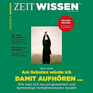 ZeitWissen, Januar / Februar 2018 Titelbild