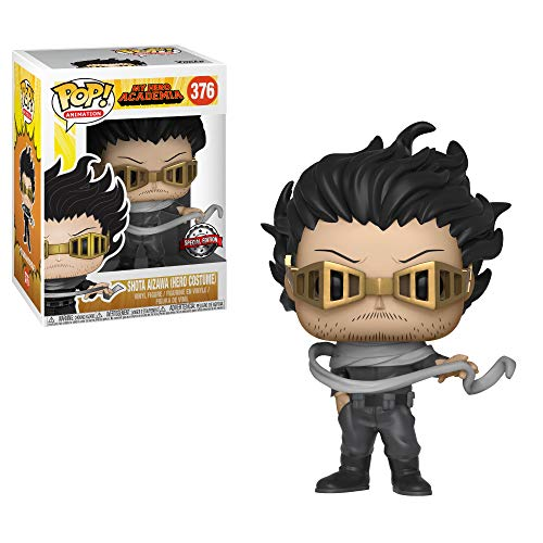 Funko - My Academia-Shota Aizawa Exclusive (Hero Costume) Figurina, Multicolor, 32285