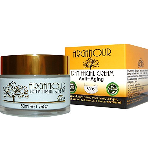 Arganour Crema Facial Día - 50 ml