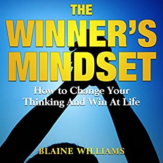 The Winner's Mindset cover art