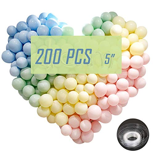 Fiyo - Partydekorationen in 200pcs 5