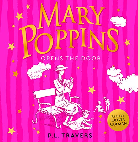 Mary Poppins Opens the Door cover art