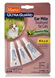 Hartz UltraGuard Ear Mite Treatment for Cats