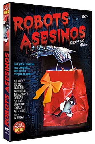 Robots asesinos (Chopping Mall) [DVD]