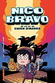 Nico Bravo, Tome 1 : Et le chien d'Hadès par Cavallaro