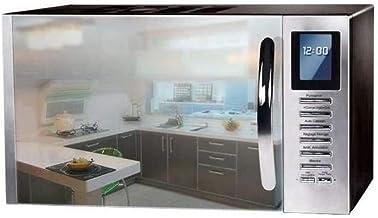 CE MO25SG13S - Micro-ondes combiné noir porte miroir - 25L - 900 W - Grill 1000 W - Convection 1000 W