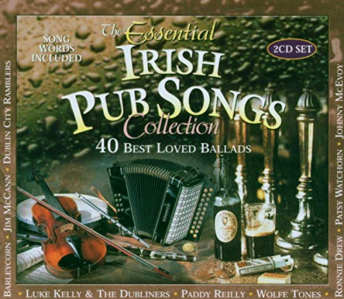 Essential Irish Pub Songs