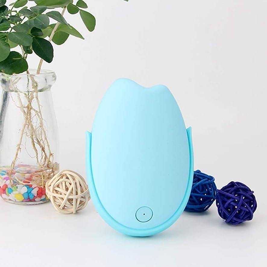 プライム高度テレマコスCAICOLOUR 5200mAh女性のハンドウォーマーは、宝物を充電するかわいいポータブルUSBモバイルパワーウィンターギフトブルー/ピンク/イエロー