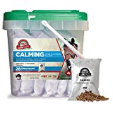 Formula 707 Calming Equine Supplement, Daily Fresh Packs – Anxiety Relief and Enhanced Focus for Horses – L-Tryptophan, Thiamine & Magnesium