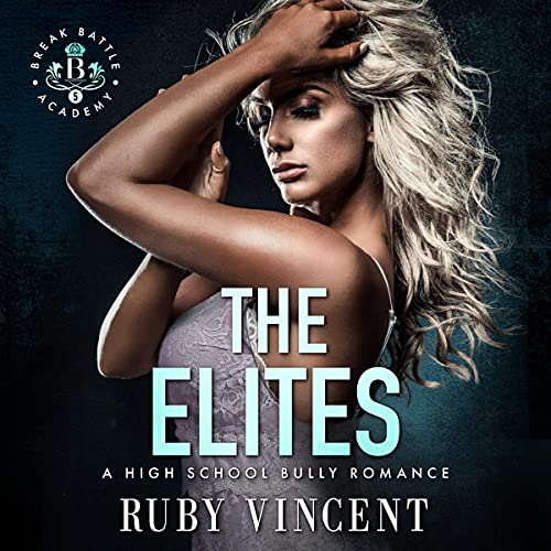 The Elites Audiobook By Ruby Vincent cover art
